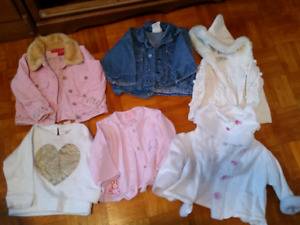 Baby girl 9-12 month clothes