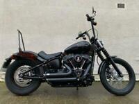 Harley-Davidson FXBB STREET BOB 1745 18 - Stage 1 fitted - 2 year warranty !!