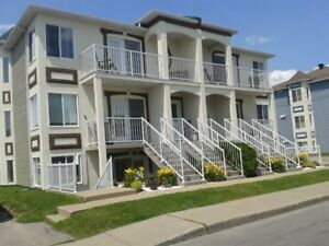 salaberry de valleyfield,novembre,41/2 style condo,centre ville