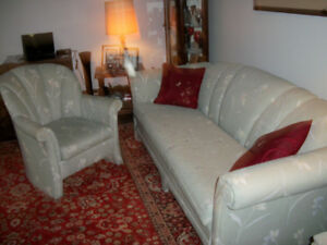 Unique Matching Couch&Chair