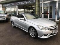 Mercedes-Benz E 220CDI SPORT CABRIOLET- FINANCE AVAILABLE