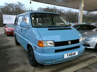 2000 Volkswagen Transporter 1.9td Caravelle **Colour Coded Empty Van**