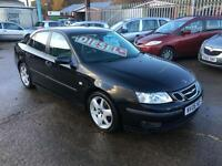 Saab 9-3 1.9TiD ( 150bhp ) Vector Sport 2006 ONLY 107K + MAY 17 MOT