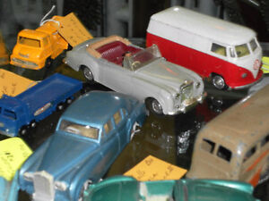 DINKY TOYS, LONE STAR, CORGI, MATCHBOX BY LESNEY and OTHERS