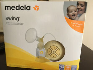 Medela electric pump brand new never used