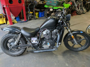 Parting Out 1986 Honda VT750 Shadow  RPM Cycle