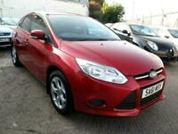 2011 61 Ford Focus 1.6 TI-VCT ( 105ps ) Edge 5 Door NEW SHAPE Met Candy Red