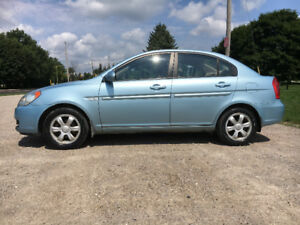 Hyundai Accent 2007 Certified and E-tested!!!