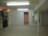 SPACIOUS CLEAN NEWLY RENOVATED basement apartment ALL INCLUSIVE