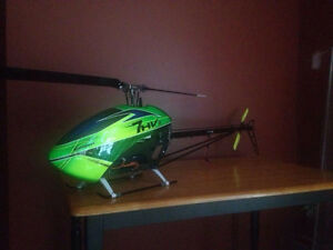 Compass 7HV Version 2 - RC Helicopter
