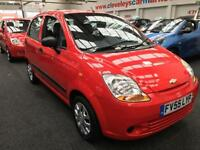 2006 CHEVROLET MATIZ 0.8 s From GBP2150+Retail package.