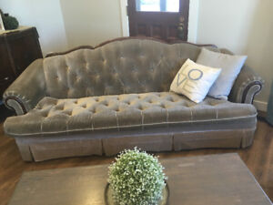 Couch & Armchair