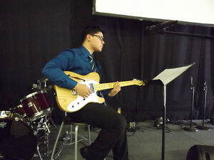 Guitarist for your special event!