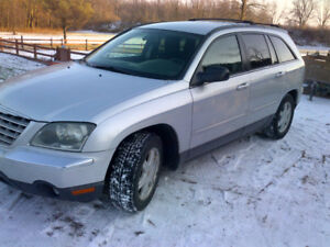 2004 Chrysler Pacifca - Great value