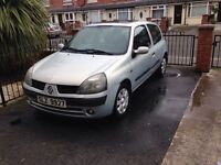 Clio for sale or swap