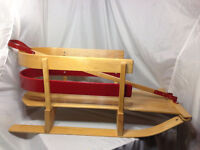Sled for kids, vintage in excellent condition!