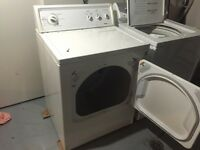 Washer/Dryer $100 for both, pick up only