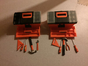 Children's Home Depot tool kits REAL TOOLS