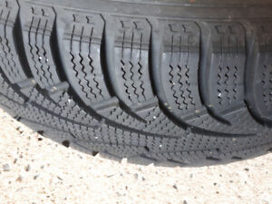 Winter tires ROVELO - Used