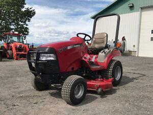 Case IH Farmall DX18E, 336 hrs, 2006,  tracteur tondeuse diesel