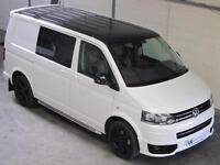 Volkswagen VW Transporter Sportline SWB Manual 2.0TDi 180 Kombi WHITE LOW MILES