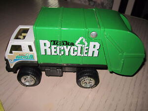 tonka garbage truck 1970s Recycler