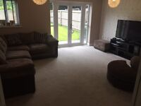 2 X Used carpets lounge and dining room