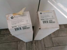 2x A1 HP Photo Paper Rolls