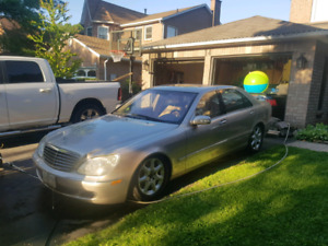 2003 S500 4matic