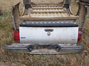 2006 Dodge 1500 Truck box, tail gate, bumper, lights