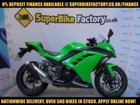 2016 16 KAWASAKI NINJA 300 300CC 0% DEPOSIT FINANCE AVAILABLE