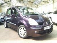 2007 Renault Modus 1.4 16v Dynamique Hatchback 5dr Petrol Manual (161 g/km,
