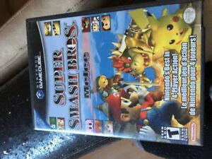 Super smash bros melee for GameCube
