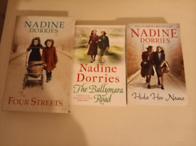 Nadine Dorries - The Four Streets Series