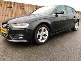 2013 AUDI A4 2.0 TDIe SE Technik 5dr GBP30 TAX FOR YEAR