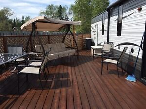 2015 Park Model with lot at Redden's Campground