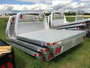 CM Aluminum RS Model Truck Bed Moose Jaw Regina Area image 2