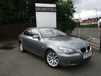 2009 BMW 520 2.0TD auto SE Business Edition(HISTORY,SAT/NAV)