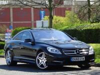 Mercedes Benz CL 500 2010 7G-Tronic BlueEFFICIENCY +NIGHT VISION +SOFT CLOSE+FSH