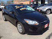 2013 Ford Focus SE FLEX-SEDAN...MINT COND.....GREAT PRICE City of Toronto Toronto (GTA) Preview