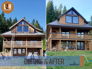 BC's Fastest Growing Painting Company - L2Hpainting.com