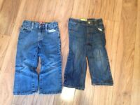 2 T boys old navy jeans