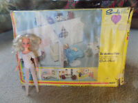 VINTAGE 1979 SINDY SCENESETTER GUC ; PRODUCED BY MARX TOYS