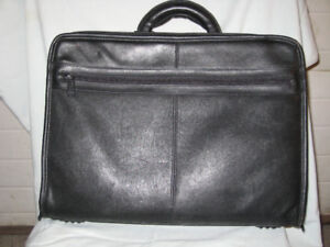 Genuine Leather Laptop Case