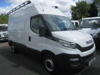 2015 new shape Iveco Daily 35S11 MWB ONLY 25K MILES