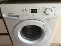 Zanussi Washing machine works perfect. 6kg 1200 rpm