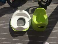 Ikea potty and training toilet seat
