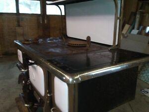 Antique findlay cook stove Belleville Belleville Area image 10
