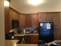 ROOM FOR RENT IN 2 BEDROOM CONDO MAY 1ST UTILITIES INCLUDED