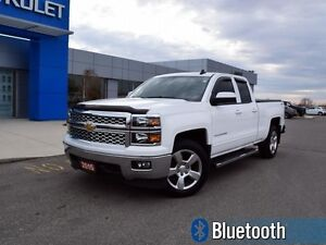 2015 Chevrolet Silverado 1500 LT   ONE OWNER-LOW KMS-BLUETOOTH